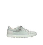 wolky chaussures a lacets 09480 francesco 30120 cuir blanc casse