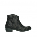 wolky bottines 00952 winchester 47210 daim anthracite