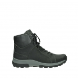 wolky bottines a lacets 03026 ambient 11000 nubuck noir