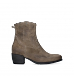 wolky bottines 02878 lubbock 45150 suede taupe