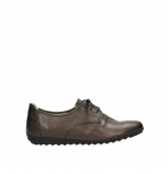 wolky chaussures a lacets 00126 luzern 81300 cuir marron