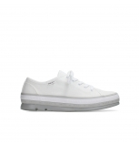 wolky chaussures a lacets 01230 linda 96100 toile blanc