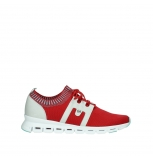 wolky chaussures a lacets 02052 tera 90512 rouge blanc