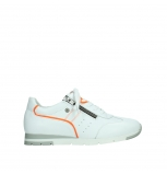 wolky chaussures a lacets 02526 yell xw 20105 cuir blanc orange