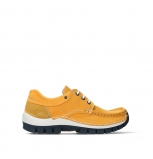 wolky chaussures a lacets 04701 fly 11558 nubuck orange blue