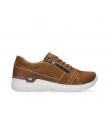wolky chaussures a lacets 06609 feltwell 11410 nubuck tobacco