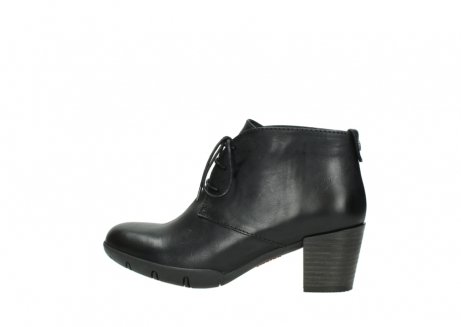 wolky bottines a lacets 03675 bighorn 30002 cuir noir_2