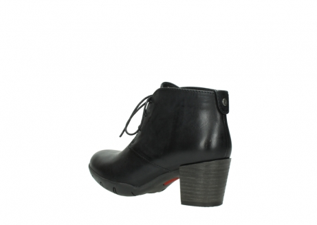 wolky bottines a lacets 03675 bighorn 30002 cuir noir_4