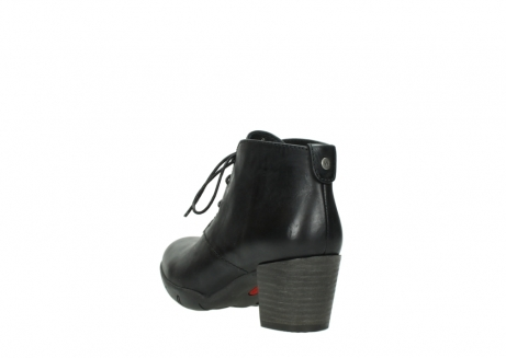 wolky bottines a lacets 03675 bighorn 30002 cuir noir_5