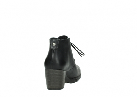 wolky bottines a lacets 03675 bighorn 30002 cuir noir_8