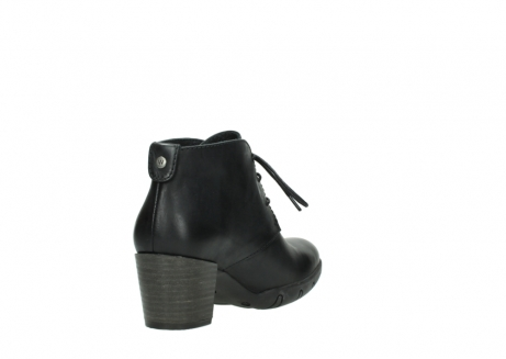 wolky bottines a lacets 03675 bighorn 30002 cuir noir_9