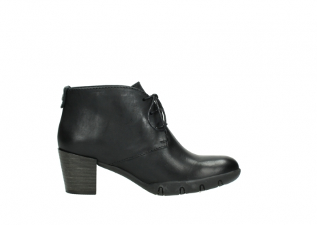 wolky bottines a lacets 03675 bighorn 30002 cuir noir_13