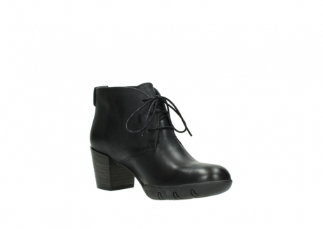 wolky bottines a lacets 03675 bighorn 30002 cuir noir_16