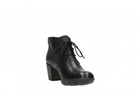 wolky bottines a lacets 03675 bighorn 30002 cuir noir_17