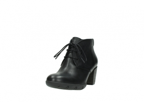 wolky bottines a lacets 03675 bighorn 30002 cuir noir_21