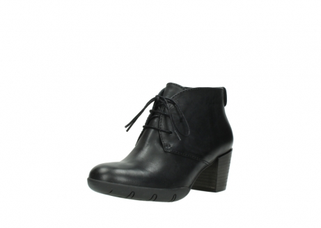 wolky bottines a lacets 03675 bighorn 30002 cuir noir_22