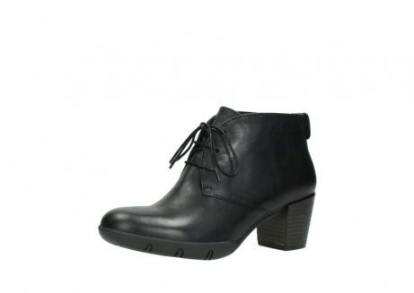 wolky bottines a lacets 03675 bighorn 30002 cuir noir_23