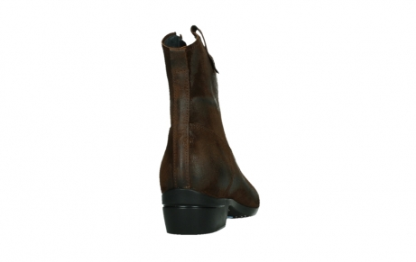 wolky bottines 00960 finley 45410 suede tobacco_20