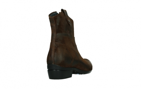 wolky bottines 00960 finley 45410 suede tobacco_21