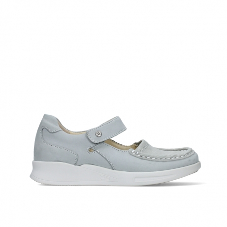 wolky chaussures a bride 05902 two 10206 nubuck stretch gris clair