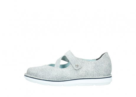 wolky chaussures a bride 08478 limestone 49122 blanc casse gris_1