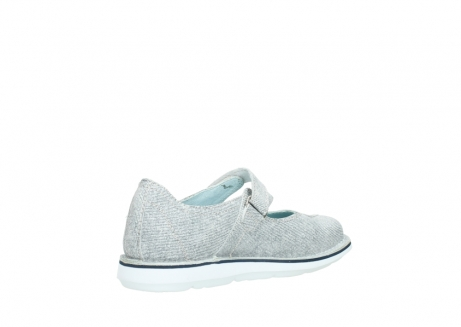 wolky chaussures a bride 08478 limestone 49122 blanc casse gris_10
