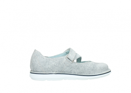 wolky chaussures a bride 08478 limestone 49122 blanc casse gris_12