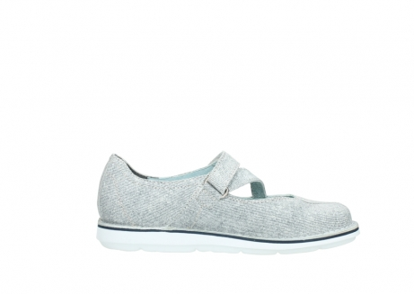 wolky chaussures a bride 08478 limestone 49122 blanc casse gris_13