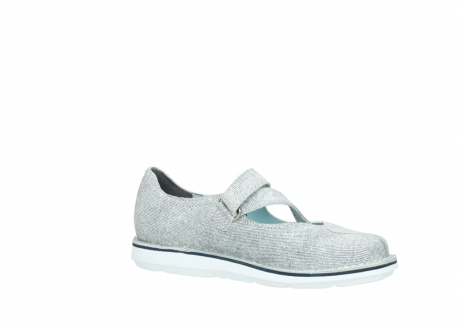 wolky chaussures a bride 08478 limestone 49122 blanc casse gris_15