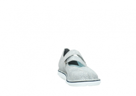 wolky chaussures a bride 08478 limestone 49122 blanc casse gris_18