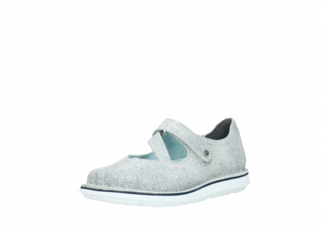wolky chaussures a bride 08478 limestone 49122 blanc casse gris_22