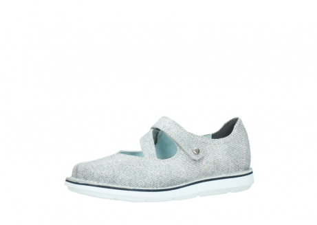 wolky chaussures a bride 08478 limestone 49122 blanc casse gris_23