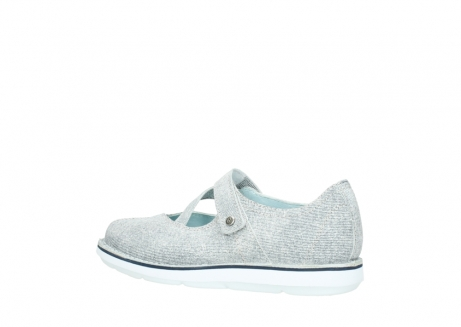 wolky chaussures a bride 08478 limestone 49122 blanc casse gris_3