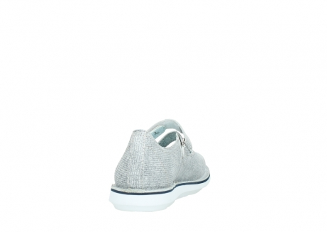 wolky chaussures a bride 08478 limestone 49122 blanc casse gris_8