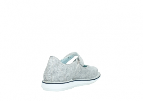 wolky chaussures a bride 08478 limestone 49122 blanc casse gris_9
