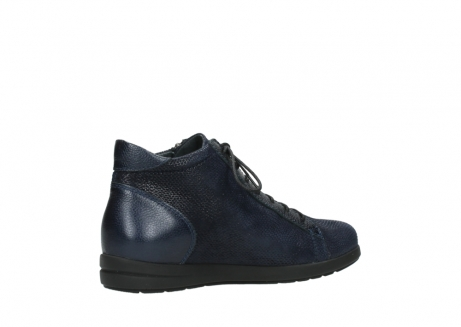 wolky bottines 02423 gravity 78800 combi cuir bleu_11
