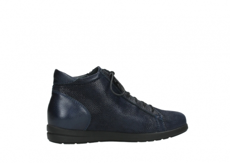 wolky bottines 02423 gravity 78800 combi cuir bleu_12