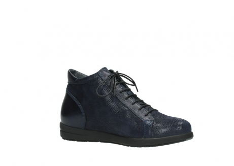 wolky bottines 02423 gravity 78800 combi cuir bleu_15