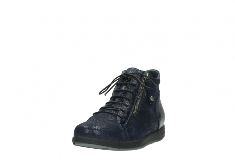 wolky bottines 02423 gravity 78800 combi cuir bleu_21