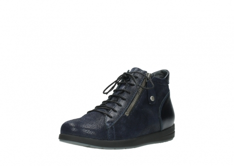 wolky bottines 02423 gravity 78800 combi cuir bleu_22