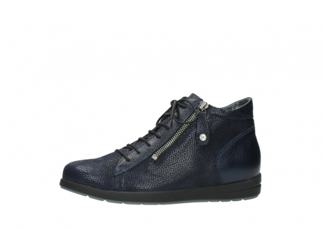 wolky bottines 02423 gravity 78800 combi cuir bleu_24