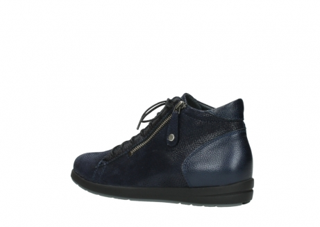 wolky bottines 02423 gravity 78800 combi cuir bleu_3