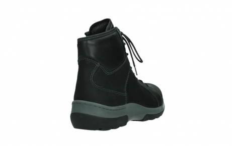 wolky bottines a lacets 03026 ambient 11000 nubuck noir_21