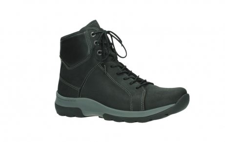 wolky bottines a lacets 03026 ambient 11000 nubuck noir_3