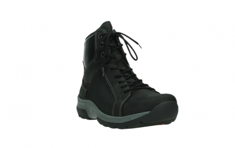 wolky bottines a lacets 03026 ambient 11000 nubuck noir_5