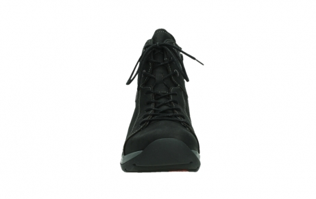 wolky bottines a lacets 03026 ambient 11000 nubuck noir_7