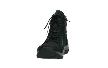 wolky bottines a lacets 03026 ambient 11000 nubuck noir_8