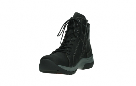 wolky bottines a lacets 03026 ambient 11000 nubuck noir_9