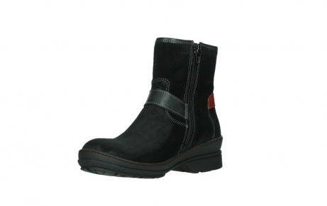 wolky bottines 07641 nitra 45000 suede noir_10