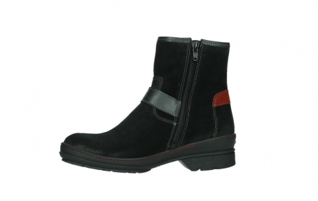 wolky bottines 07641 nitra 45000 suede noir_12